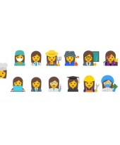 Emojis to get better with exciting new roles for women