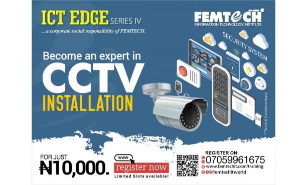 ICT EDGE CCTV