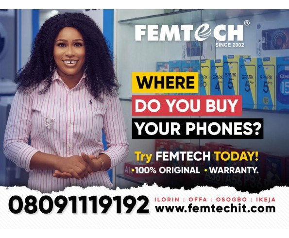 Try Femtech Today