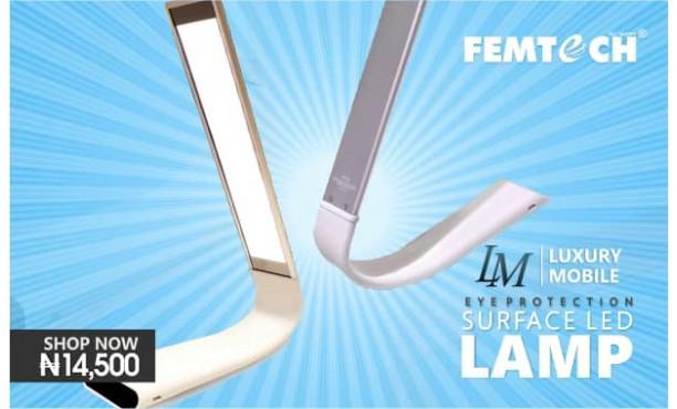 Luxury Mobile   Eye Protection Surface LED Lamp