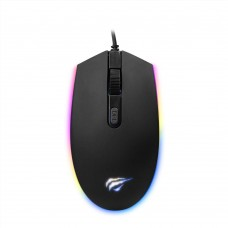 Havit MS1003 Wired USB Gaming Mouse 1200 DPI with RGB Light