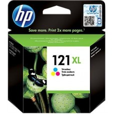 HP 121XL Tri-colour Ink Cartridge