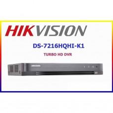 HikVision 16 Channels 1080p Ds-7216hqhi-k1 DVR