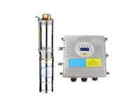 1.5 HP / 72V Solar Water Pump