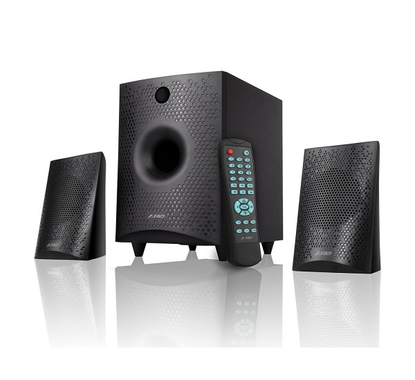 F & D 210X  2.1 Channel Multimedia Bluetooth Speakers