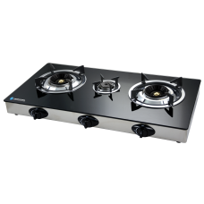 Thermocool (TGC-2GA) Glass Delux Table Gas Cooker