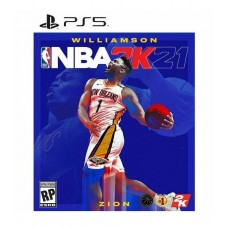 Sony Playstation 5 Ps5 NBA 2K21 Game