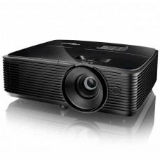 Optoma DS320 3800 Lumens SVGA DLP Projector - HDMI, 3D, Integrated Speaker