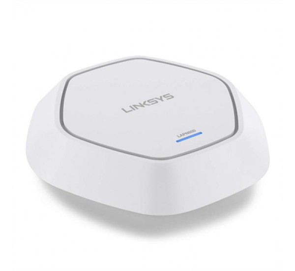 LINKSYS LAPN300 BUSINESS ACCESS POINT WIRELESS WI-FI DUAL BAND 2.4 + 5GHZ N300 WITH POE