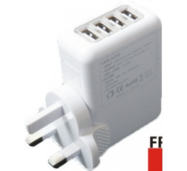 4 IN 1 Charger (Phones and Tablets)