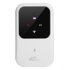 4G Wifi Mini Router 3G / 4G LTE Wireless Portable Pocket Mobile Hotspot Modem With Sim Card Slot