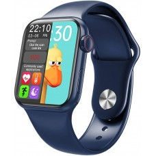 T500 Plus Series 6 Aluminium Smartwatch for Android & iOS Device Smart Watch