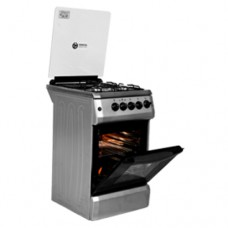 Haier Thermocool Standing Gas Cooker 504G SLV