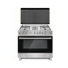 MAXI Gas Cooker 60 x 90  Pipe 4 Gas Burner + 2 Electric Plate