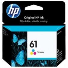 HP 61 Tri-colour Ink Cartridge