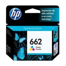 HP 662 Tri-colour Ink Cartridge