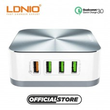 LDNIO A8101 Multi-port Charger 8 USB Ports with QC3.0 Fast Charging Socket