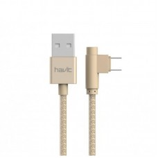 Havit HV-CB8603 Micro USB Braided Charging Cable 1m