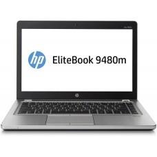 "HP EliteBook Folio 9480M 14"" Intel Core i5-4310U 2.4GHz 4GB RAM 500GB HDD Storage Win 10"