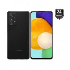 """Samsung Galaxy A52 - 6.5 """", 6GB RAM, 128GB Storage, 64/12/5/5MP Rear Camera, 32MP Selfie, Water Resistant, Dual SIM, 4G LTE"""