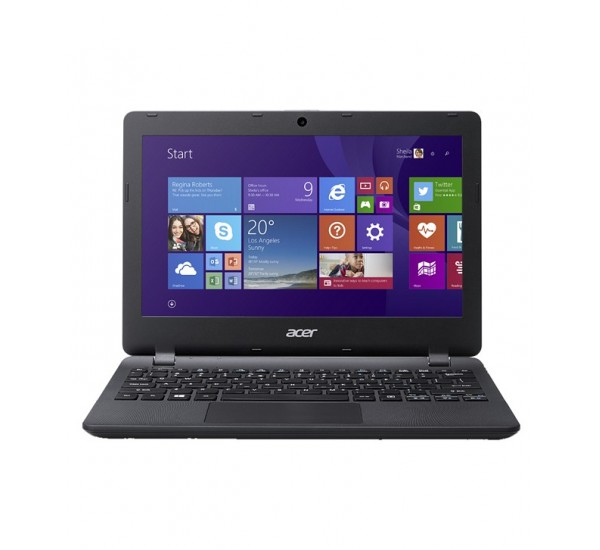 "Acer Aspire mini ES 11  Notebook  Intel Celeron Quad core  2GB RAM | 500 GB HDD | 11.6"" Free DOS"