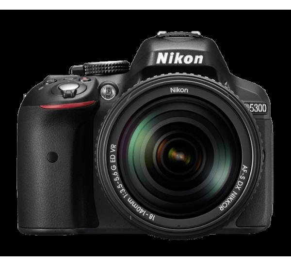 Nikon D5300 DSLR Digital Cameras