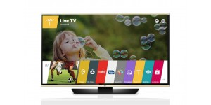 LG webOS TV 43'' 43LF631V