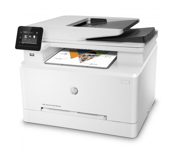 HP LaserJet Pro M281fdw All in One Wireless Color Laser Printer