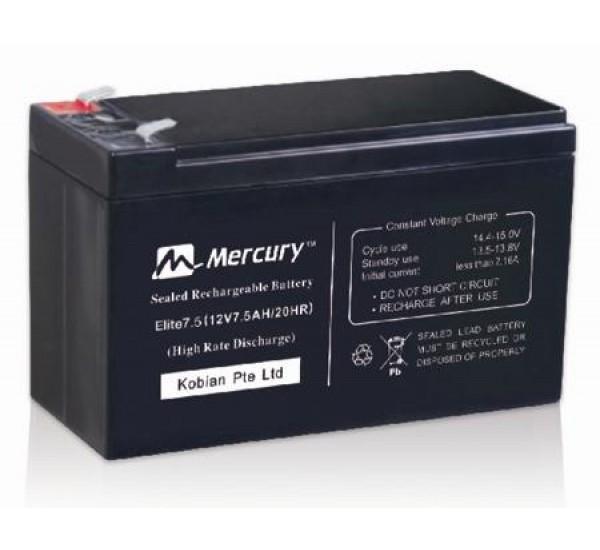 Mercury UPS Battery