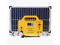 30W Solar Generator(SG1230W) With Solar Panel, Lig..