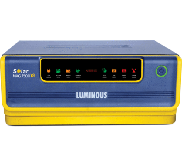 Luminous 850VA  12V Inverter With Solar