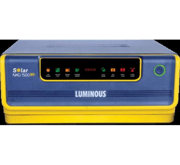 Luminous 1.5KVA  24V Inverter With Solar