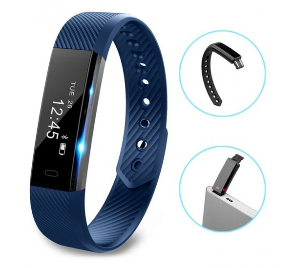 Veryfit Bluetooth Smart Band and Fitness Tracker