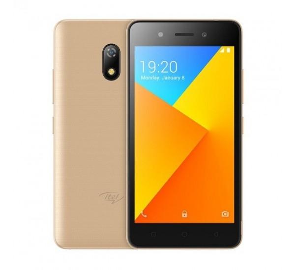 "Itel A16 Plus - 5.0"" 8GB ROM, Android 8.1 (GO Edition) 2050mah"