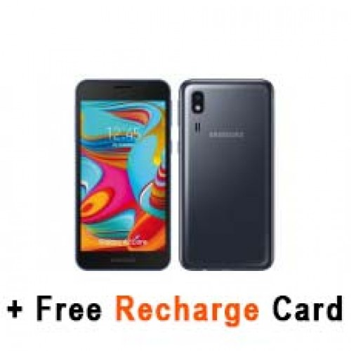 "Samsung Galaxy A2 Core 5"" 1GB RAM 16GB ROM 5MP + 5MP Camera Dual Sim 2600Mah  + 24 Months Warranty"