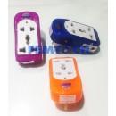 Universal Travel Adaptor Adapter Socket With 4 Por..