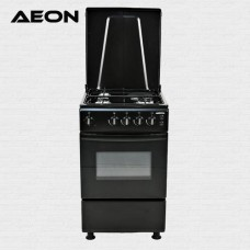 Aeon Standing Gas Cooker / 50x50 / 3 Gas + 1 Hot Plate