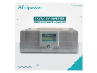 AFRIIPOWER 1 KVA /12V Afriipower Pure Sine Wave Ho..