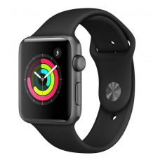 Apple Watch Series 3 42mm With Aluminium Case, GPS