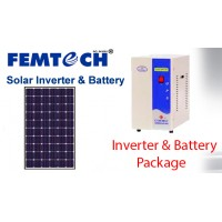 1KVA Solar Panel Incorporation(Electricity & Solar..