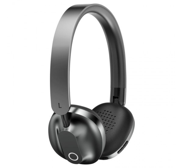 Baseus Encok Wireless Headphone D01 - Black