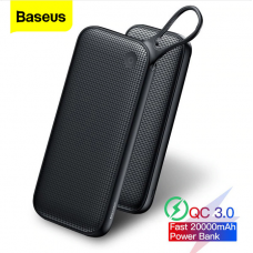 Baseus Powerful QC3.0 Quick Charge Power Bank 20000 mAh