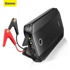 Baseus Super Energy Car Jump Starter 8000mAh Power Bank Emergency 12V Booster for Mobile Phones Portable Car Charger