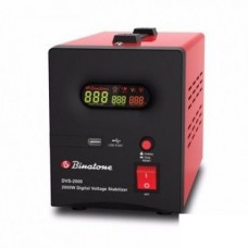 Binatone 2KVA Digital Automatic Voltage Stabilizer (DVS-2000) 2000W
