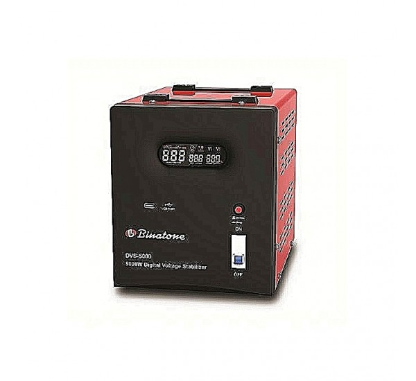 Binatone Digital Voltage Stabilizer DVS-5000