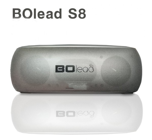 Bolead S8 Bluetooth, FM, 2000 mAh Battery, HIFI 5W Loud Bass Speaker