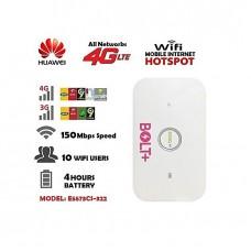 Bolt Mobile WiFi Modem 4G LTE Hotspot Mifi