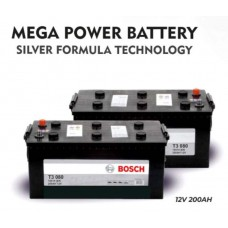 BOSCH 200ah 12v Inverter Battery