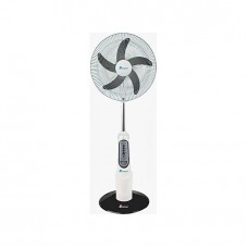 "Boscon 16"" Rechargeable Fan With USB Port"