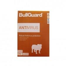 Bullguard Antivirus (3 Users / 1 Year)